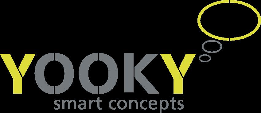 YOOKY, smart concepts Logo